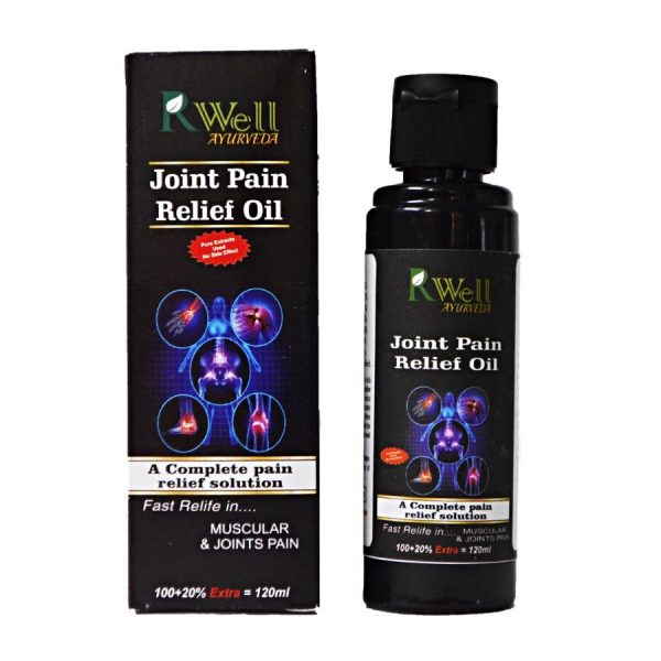 rwell-Join Pain Relief Oil